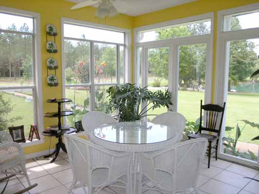 Sunroom Design Service